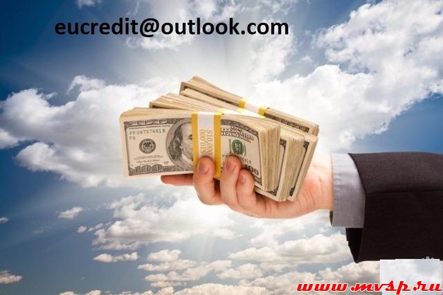 Инвестиций И Кредитов Предлагают 2% В Год. eucredit@outlook.com.