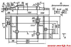 Подкладка СД-65 ГОСТ 16277-93 на складе.