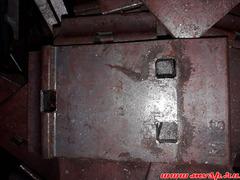 Подкладка Д-24 (Д24) ГОСТ 8142-89 СТ3СП для рельс Р24 новая