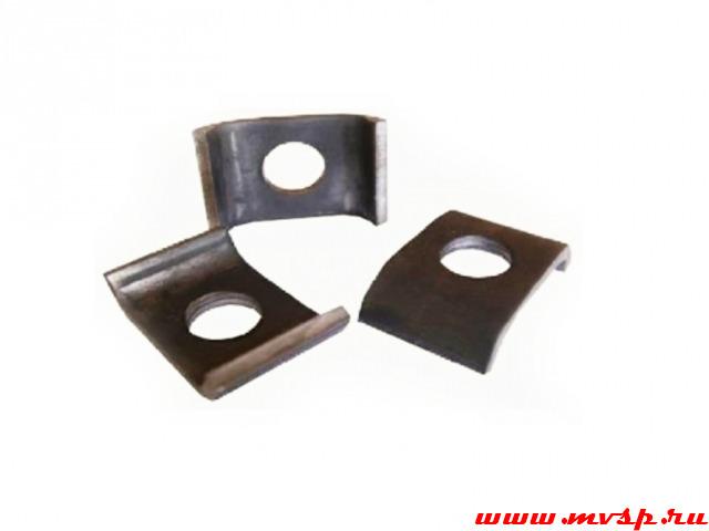 Скоба прижимная стальная ЦП 369.103