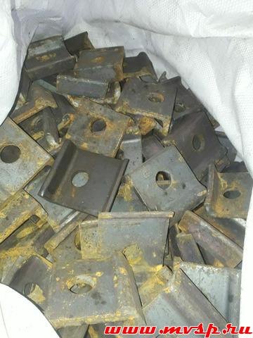Скоба упорная стальная ЦП 369.301