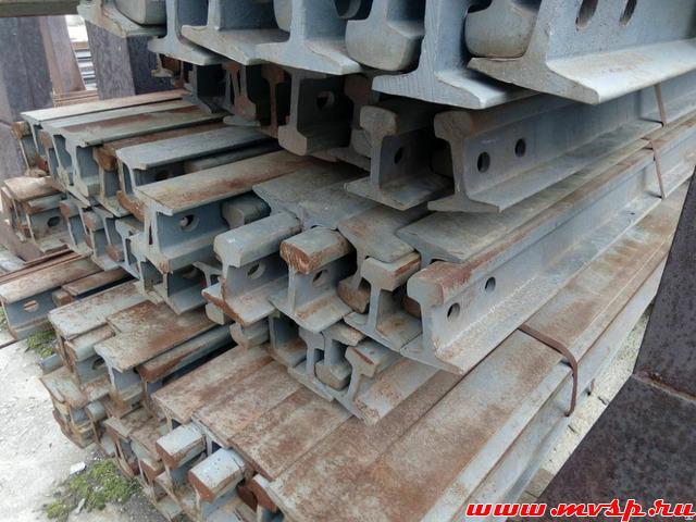 Рельсы узкоколейные Р24 (Р-24) ДСТУ 3799-98