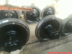 Колесные пары Нонк РУ-1Ш-957г без ндс